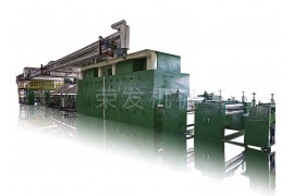Non-woven equipment manufacturers_non-woven machinery equipment_non-woven machinery production line_kaiping Rongfa machinery Co., ltd.-Imitation Leather Production Line